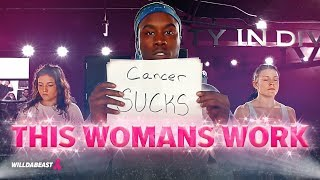 @Maxwell | This Woman's Work | @Willdabeast__ choreography #breastcancerawareness
