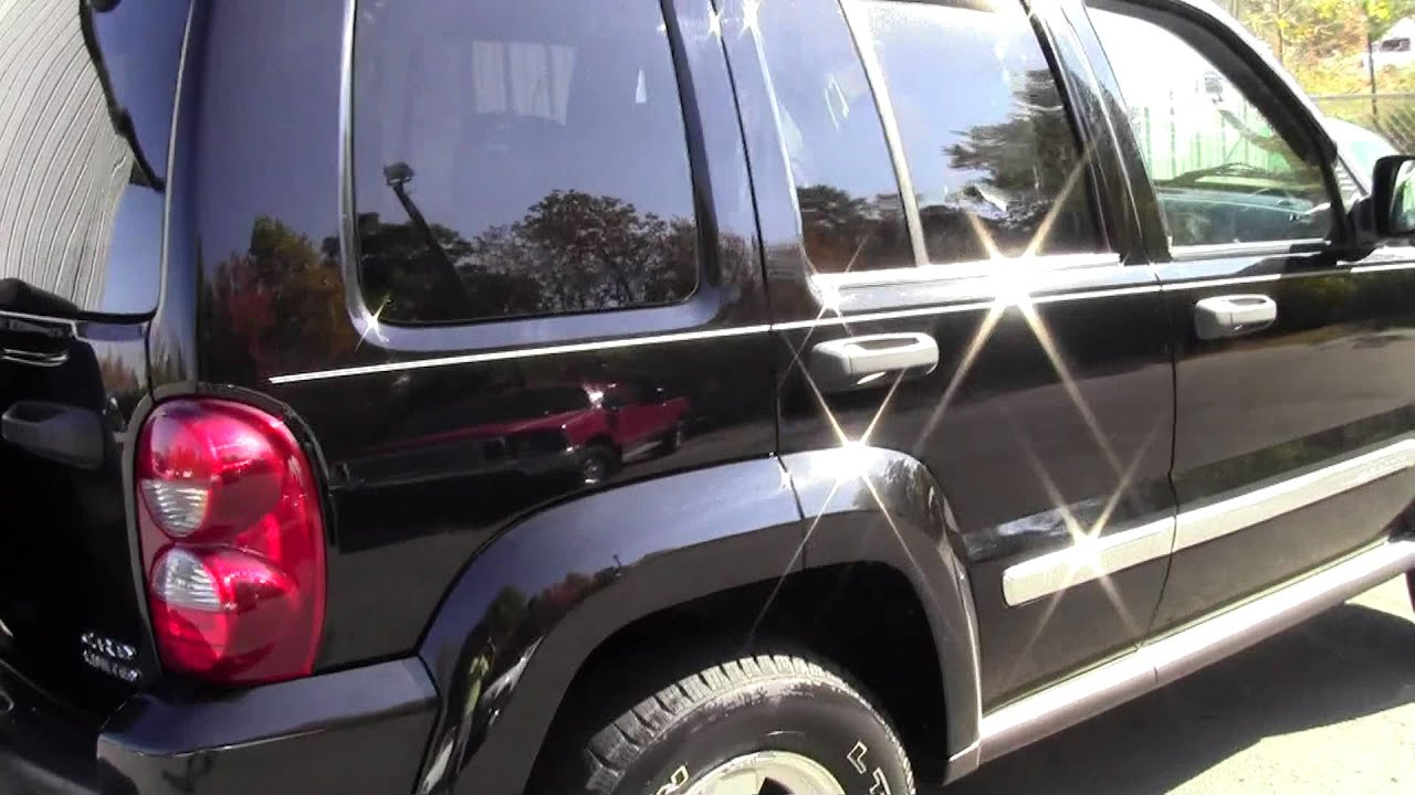 Beautiful 2005 Jeep Liberty Limited 4x4 CRD Diesel