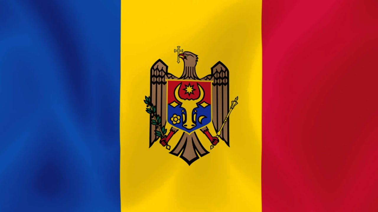Moldova National Anthem - Limba Noastră (Instrumental)