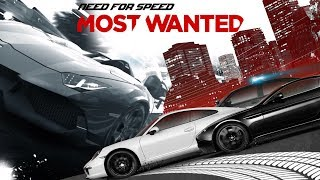 NEED FOR SPEED MOST WANTED GAMEPLAY LIVE