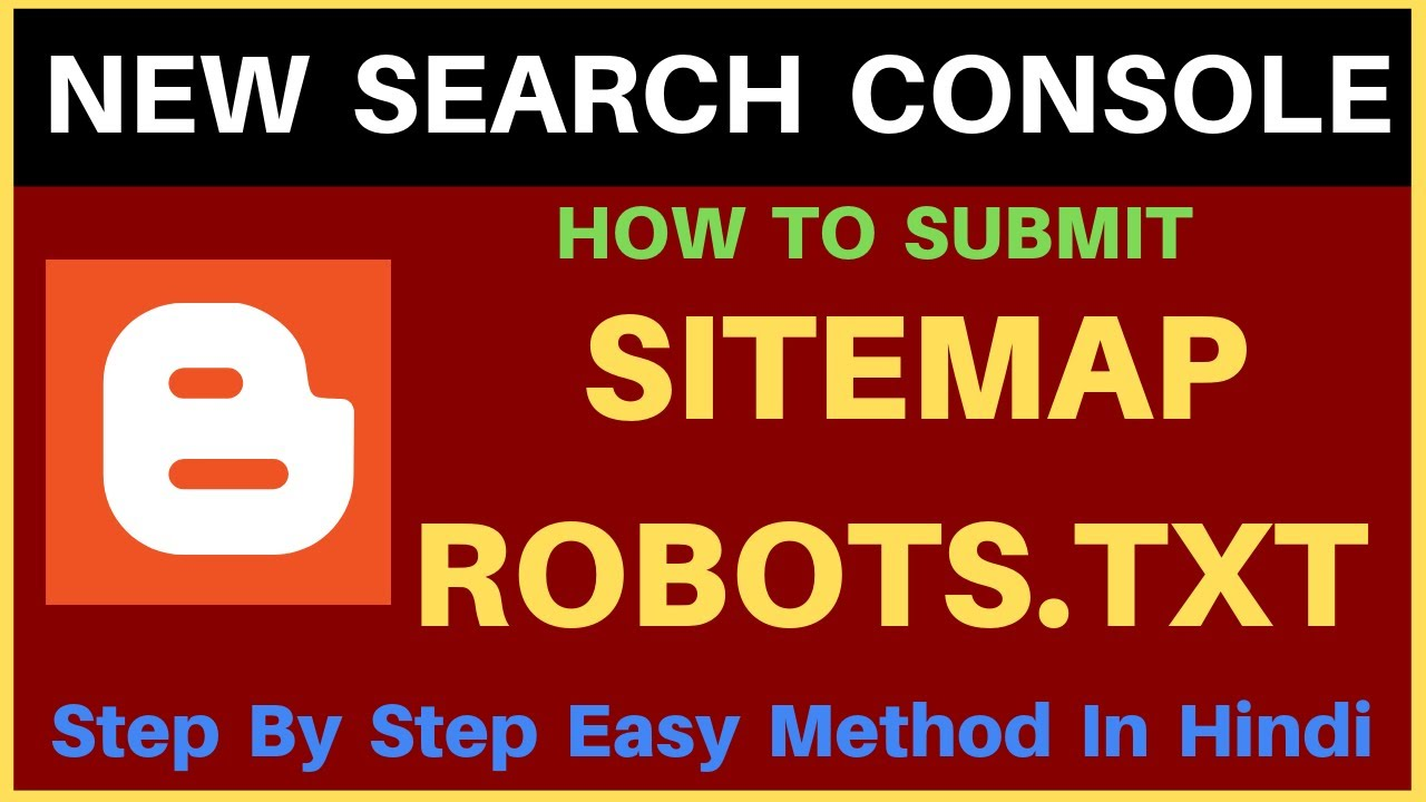 Download Part -6 | How to Generate and Submit Sitemap and Robots.txt to Google WebMaster search Console