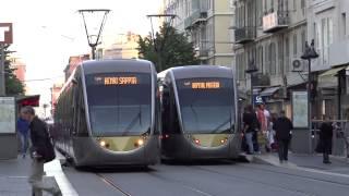 Nice, France - Tramway HD (2015)