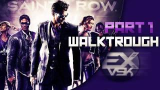 Saints Row The Third Walkthrough Commenté Partie 1 [FR][HD]