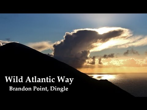 Wild Atlantic Way - Brandon Point, Dingle