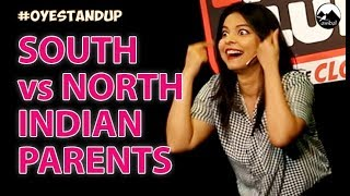 South Indian Vs North Indian Parents| STAND UP COMEDY BY ANKITA