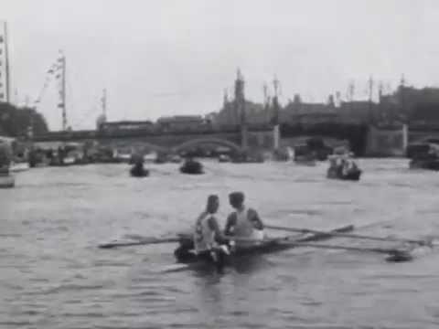 1920-1940: Sport en sportevenementen in Amsterdam - oude filmbeelden