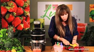 Popsicles 100% Fresh Juice with Linda Kordich