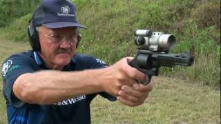 Jerry Miculek - Fastest Revolver Shooter EVER