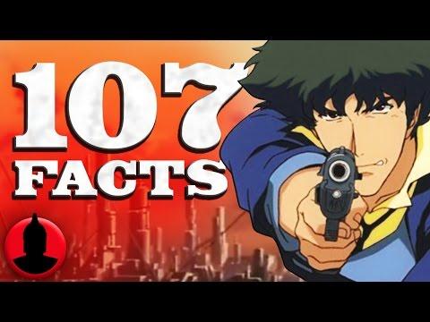 107 Facts About Cowboy Bebop! -  (107 Anime Facts S1 E6) - Cartoon Hangover