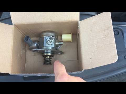 Kia Optima High Pressure Fuel Pump Replacement P0087