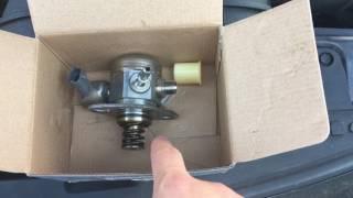 Kia Optima High Pressure Fuel Pump Replacement P0087