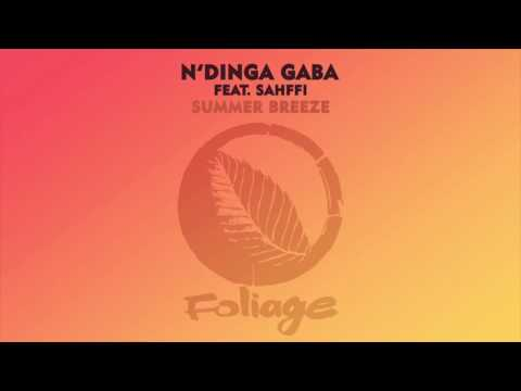 N'Dinga Gaba feat. Sahffi – Summer Breeze (Atjazz Main Mix)