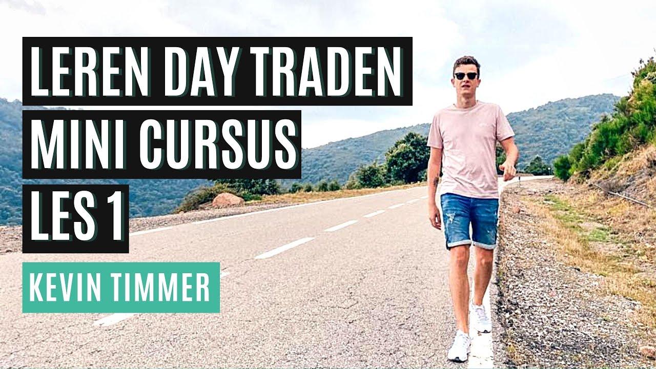 Leren Day Traden  Mini Cursus  Les 1 Brokers