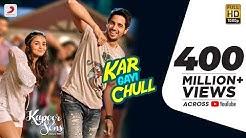 Kar Gayi Chull - Kapoor & Sons | Sidharth Malhotra | Alia Bhatt | Badshah | Amaal Mallik |Fazilpuria