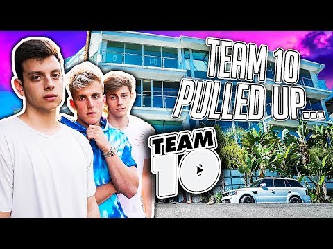 Team 10 Members COME TO MY HOUSE !!!