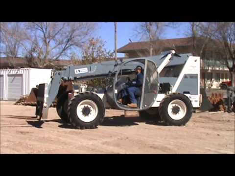 2004 Terex TH644C telehandler for sale  sold at auction March 14, 2013