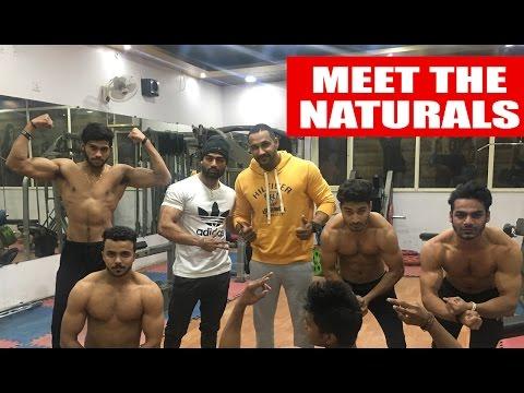 Hi-Meet the naturals
