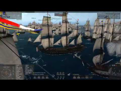 Naval Action: PB - Grand Turk -Swedes v Russians