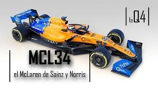 El nuevo McLaren de Sainz y Norris   ¡SORPRESA de Alfa Romeo!   la Q4