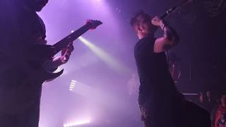 Protest The Hero - The Fireside (NEW SONG) @ The Roxy, West Hollywood, 4/6/2018