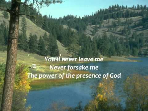 WHISPERS OF MY FATHER - HAVE FAITH IN GOD Maranatha Praise Band with Lyrics