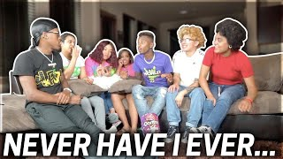 Never Have I Ever ft Funny Mike And Jaliyah!! **Hilarious**
