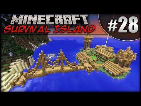 Minecraft: Survival Island - Episode 28 - World Tour! (Finale)