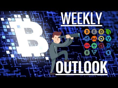 Crypto Outlook  - Bitcoin Up Alts down