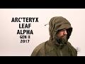 Arc'teryx LEAF Alpha GEN 2 2017