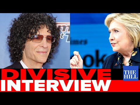 Sam Seder: Hillary's divisive Howard Stern interview