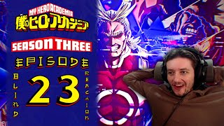 Teeaboo Reacts - My Hero Academia Season 3 Episode 23 (61)