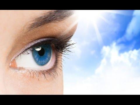 Как восстановить зрение. Упражнения для глаз