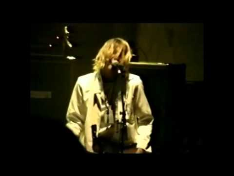 NIRVANA - Funny Version of ABOUT A GIRL