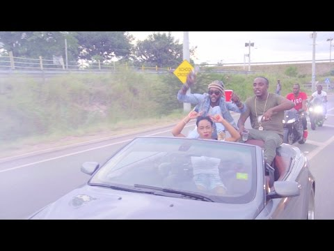 ICEBERG & SHIZZLE SHERLOCK - DEM THINK A CHATTINGZ (Official Video)