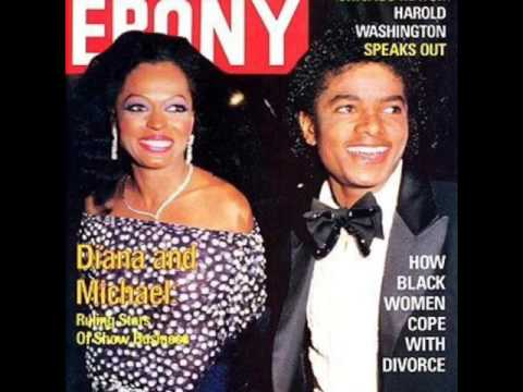Diana Ross- Ain't no mountain high enough !Diana Ross sings for Michael Jackson