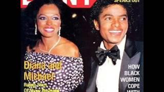 Diana Ross- Ain't no mountain high enough !Diana Ross sings for Michael Jackson