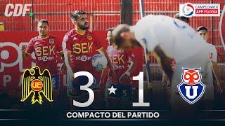 Unión Española 3 - 1 Universidad de Chile | Campeonato PlanVital 2020 - FECHA 12