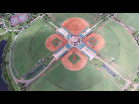 Phantom 3 Flying at North Community Park, Coral Springs, FL