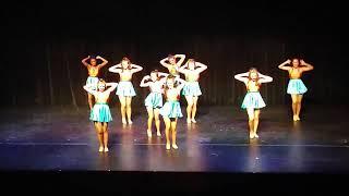 tjc apache belles spring show 6869 wild party 2016