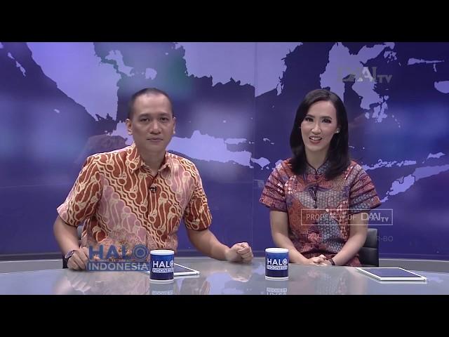 Talk Show Halo Indonesia  Menghargai Pengabdian Guru Honorer 3