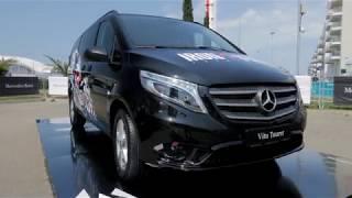 Три степени свободы - Триатлон с Mercedes-Benz V-Class. ч.3