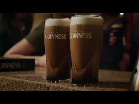 Here's To Us All – Guinness Draught Stout Ad
