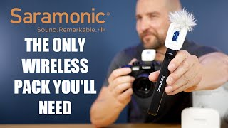 The Best Wireless Solution: The Saramonic Blink500 Pro & Blink500 Pro HM!