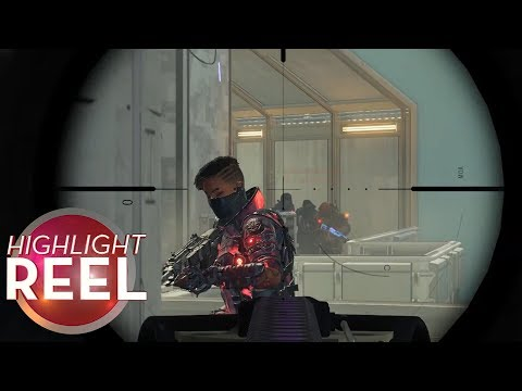 Highlight Reel #453 - Call Of Duty Team Destroyed With One Bullet thumbnail