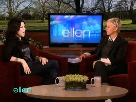 Julianna Margulies on Ellen Degeneres part 2