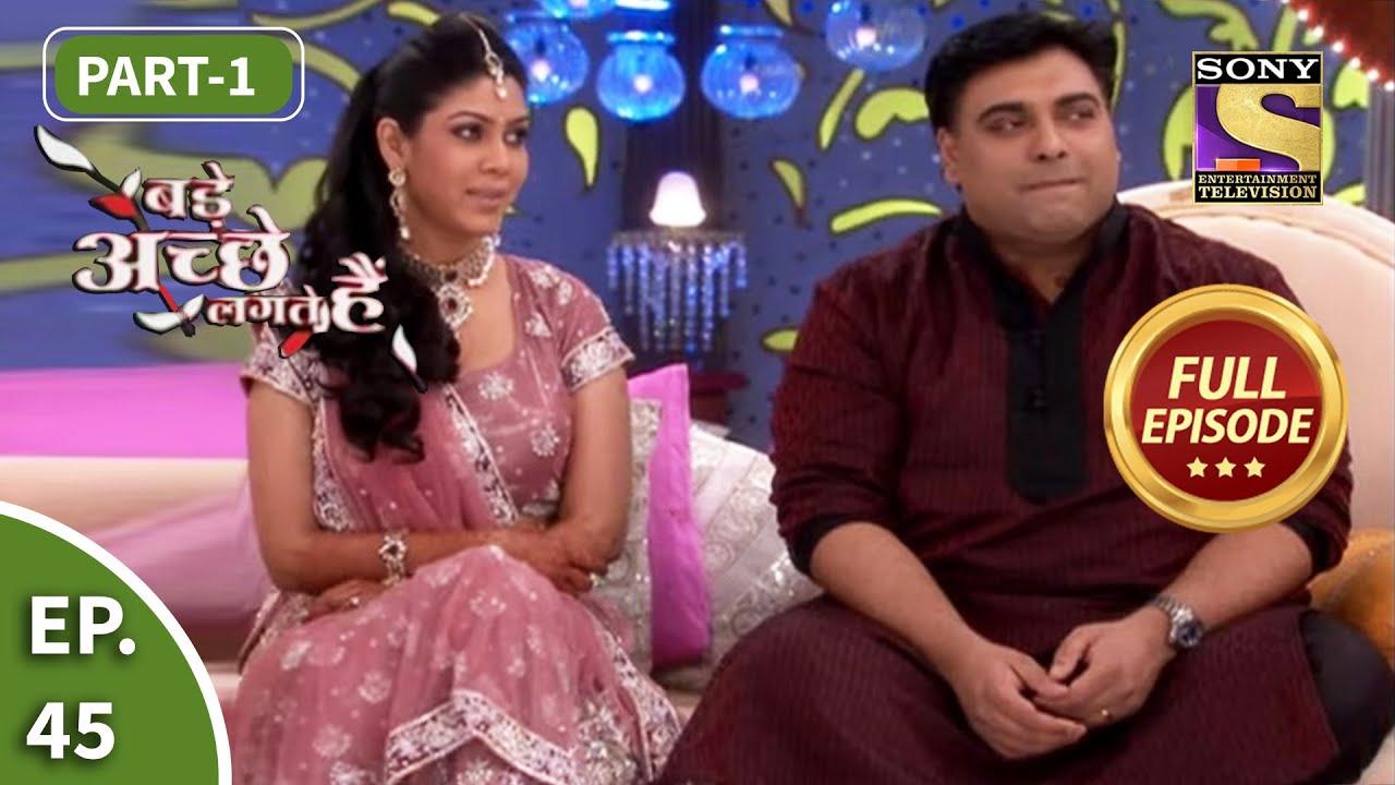 Download बड़े अच्छे लगते हैं - Ram And Priya's Ceremony - Bade Achhe Lagte Hain - Ep 45- Full Episode