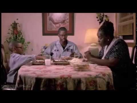 Pootie Tang   Ebony Jo Ann, Chris Rock & Cole Hawkins  the Dinner