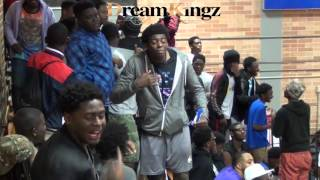 RAINES VS RIBAULT 2015 HOOPS