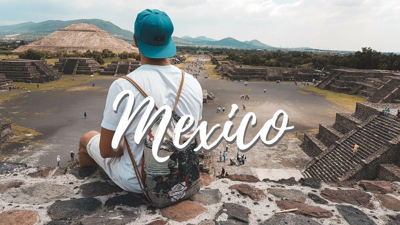VOYAGE AU MEXIQUE | A la découverte des Mayas | Travel Video