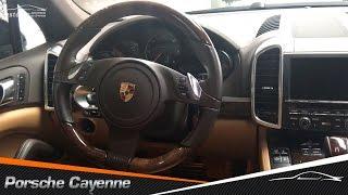Осмотры Porsche